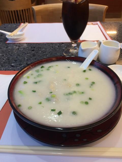 香港 お粥