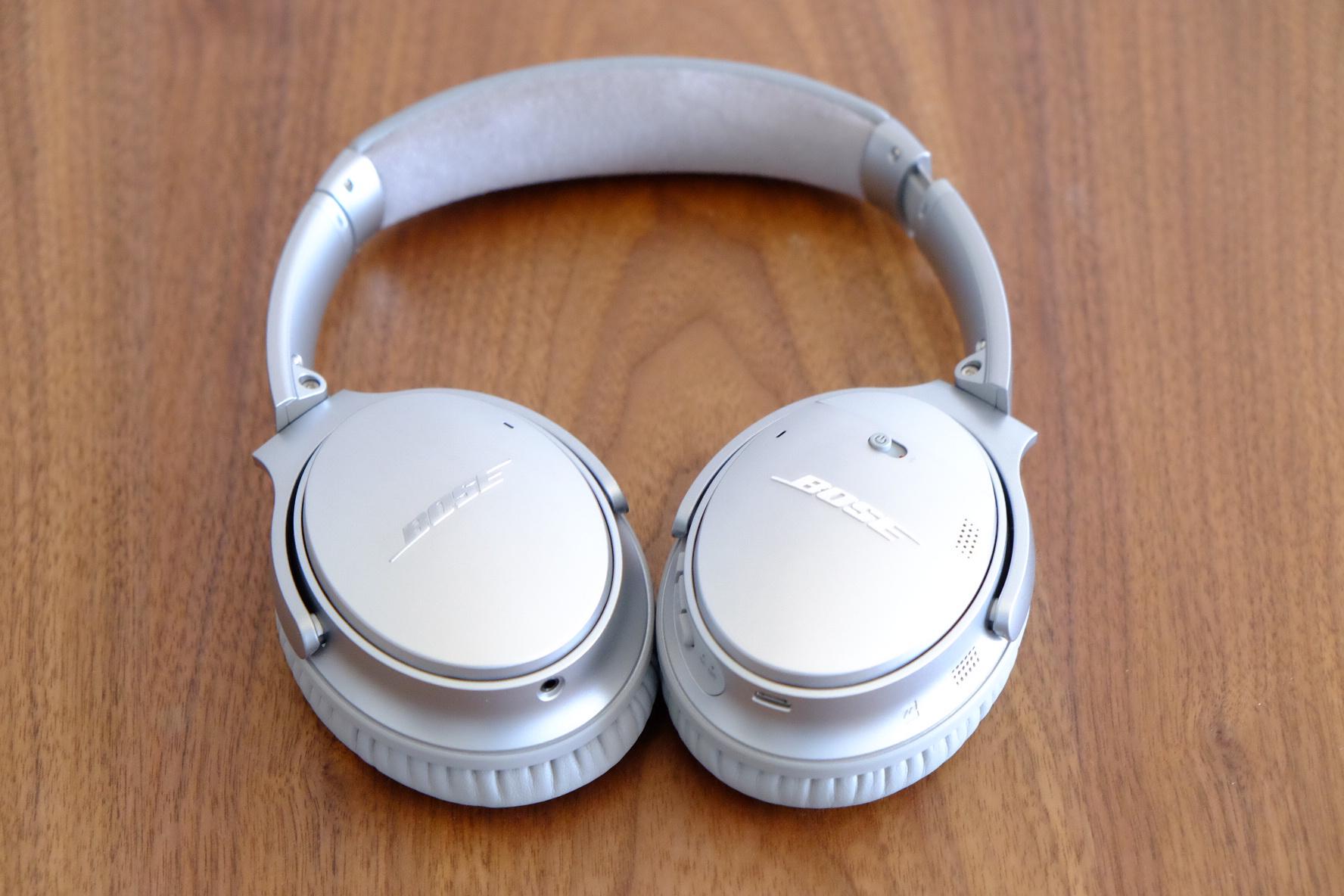 おすすめ!ノイズキャンセリングヘッドホン(Bose Quiet Comfort 35)の購入レビュー
