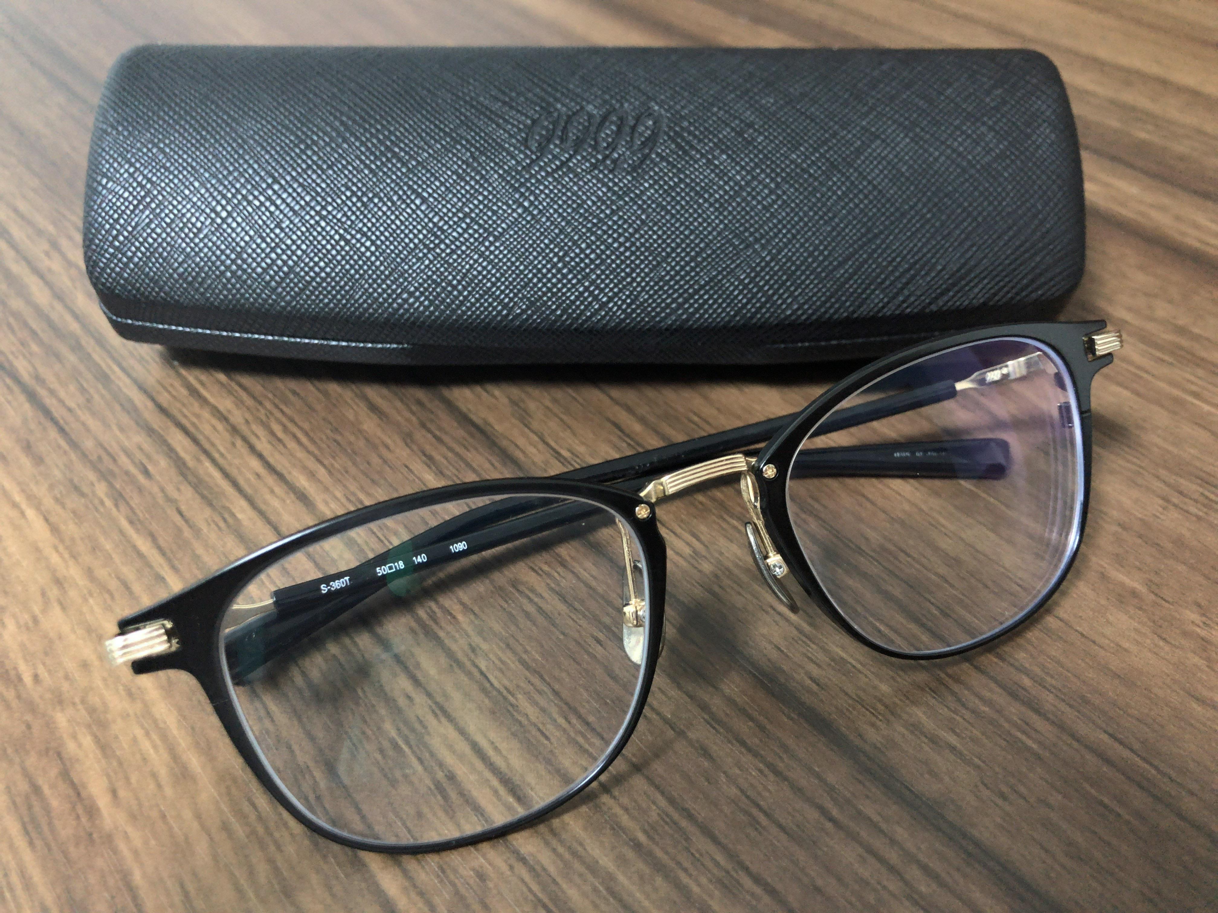 マダムM一押しのダンディアイテム!999.9の眼鏡を購入