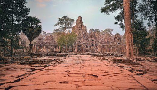 日常を離れアンコールワット遺跡群へ男ひとり旅1/2(カンボジア旅行 シェムリアップへ)