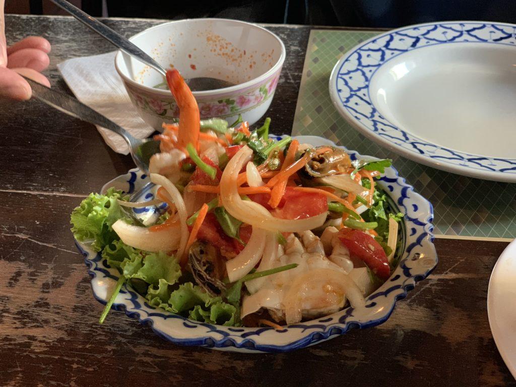 タイ サラダタイ