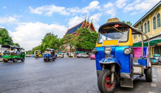 年末バンコク・アユタヤ旅行記(iPhone11proで撮影)